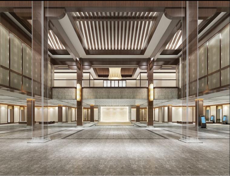 儒学博物馆设计方案效果图(含3D模型,材质,光域网)