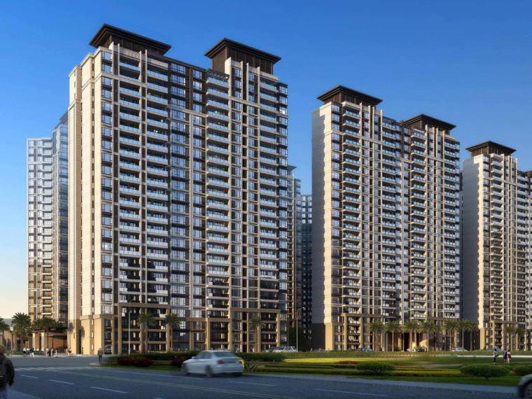 七层框架结构青年公寓建筑工程量计算实例(含图纸)
