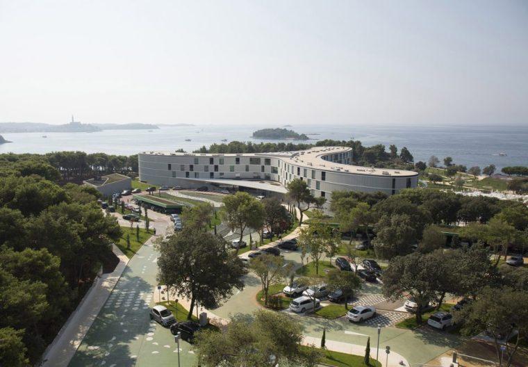 [建筑案例]克罗地亚度假酒店