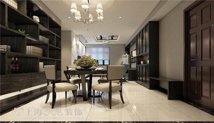 易元国际120平单身男士简约装修,黑白灰简洁明快的生活空间