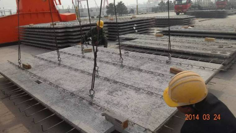 装配式建筑施工工序流程全方位解读,圆孔板剪力墙、叠合板……