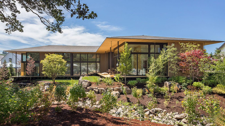 美国花园住宅