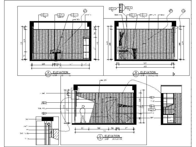 [广东]某主题售楼处全套设计施工图(含效果图)_2