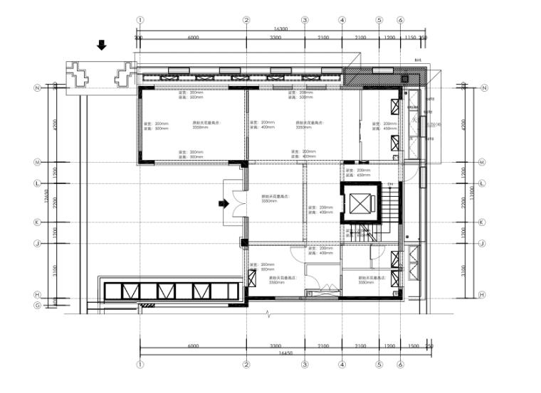 北京鲁能集团优山美地三居室样板别墅施工图+设计方案+高清效果图