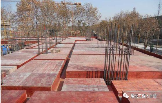現場墻、板、梁鋼筋連接施工要點及常見問題_1
