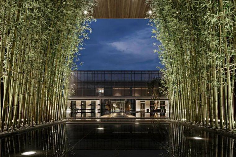 集艾设计:绿地梓湾国际康养度假区售楼中心