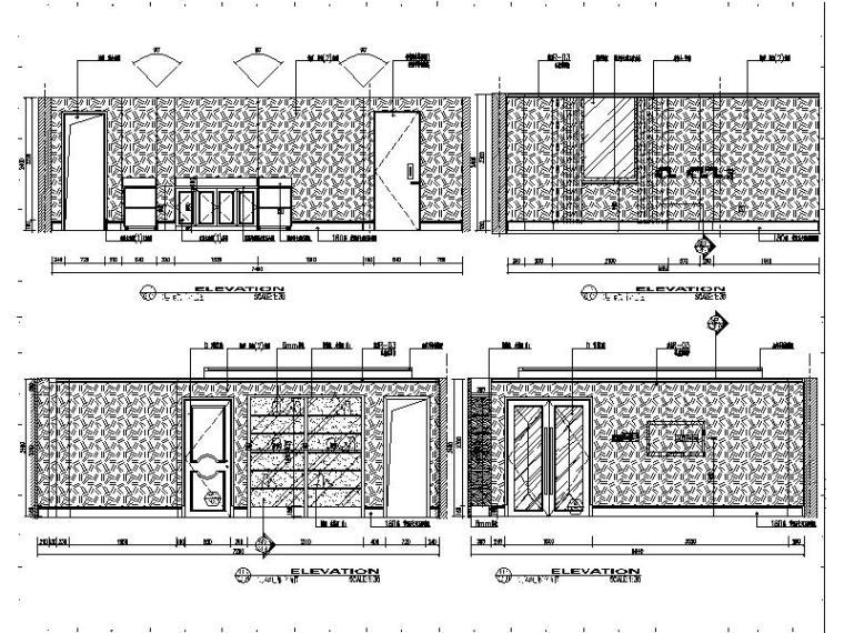 [苏州]某知名集团旗下时尚休闲会所室内设计施工图_6