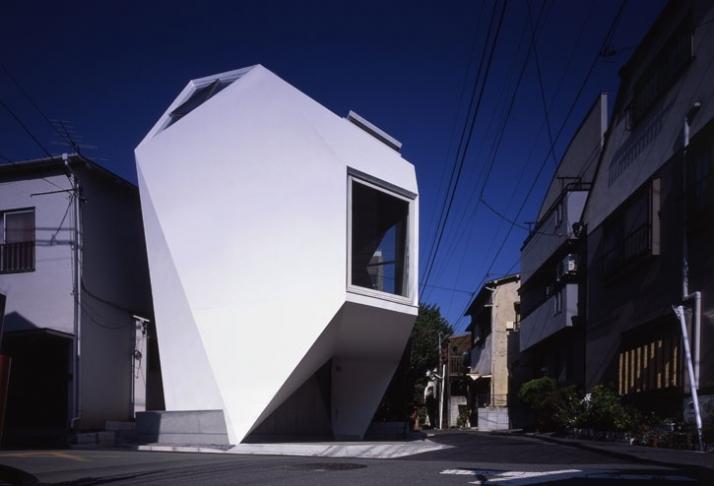 日本矿石之家住宅_2