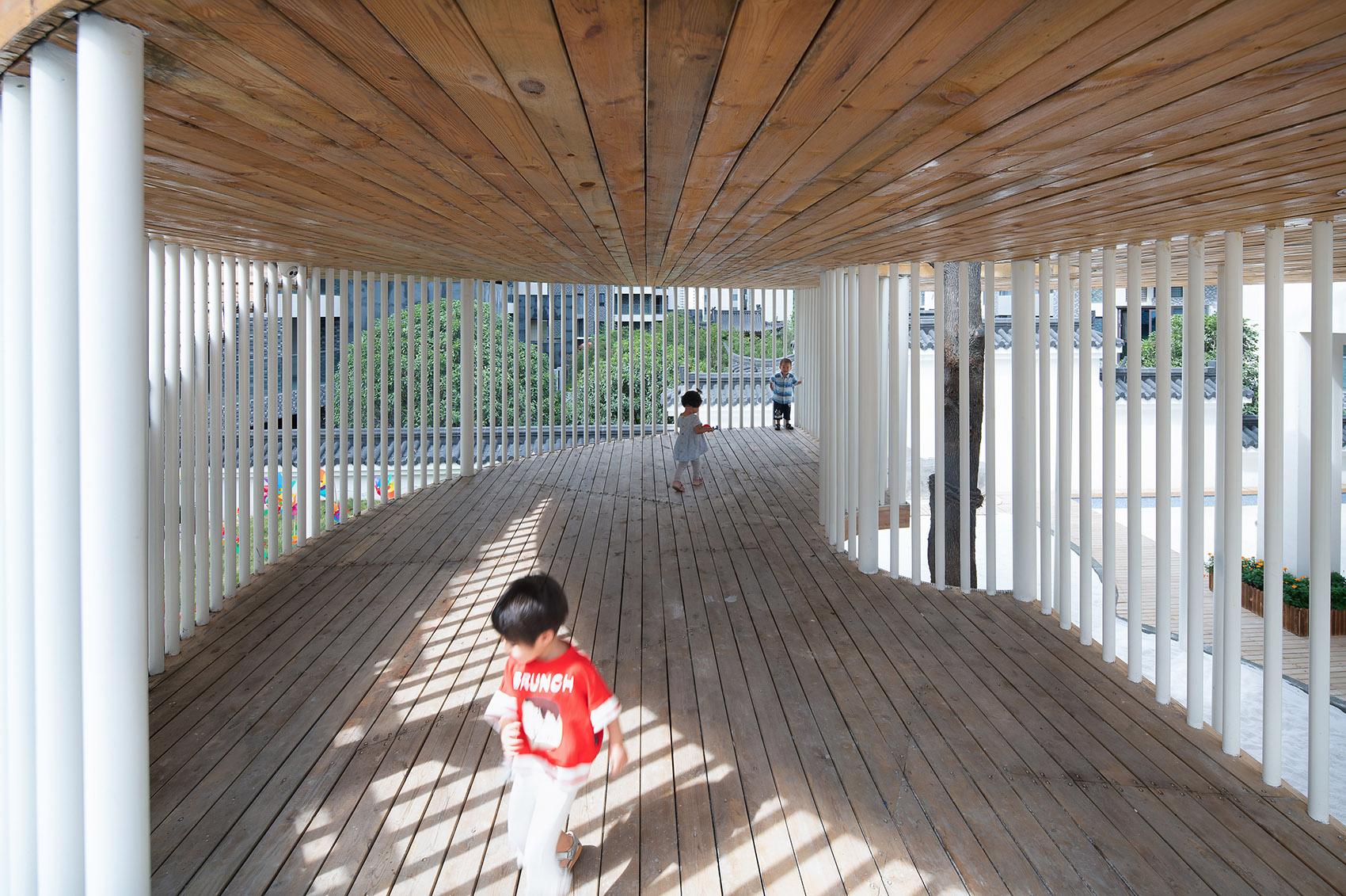 湖北十堰自然幼儿园-22