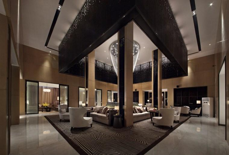 矩阵纵横Matrix作品-26套售楼处室内设计方案文本