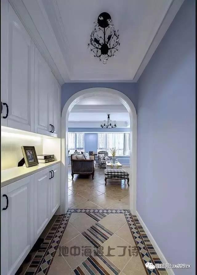 装修房子,彩色波导线有多漂亮