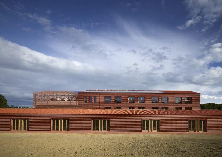 [建筑案例]砖厂改造,意大利里米尼