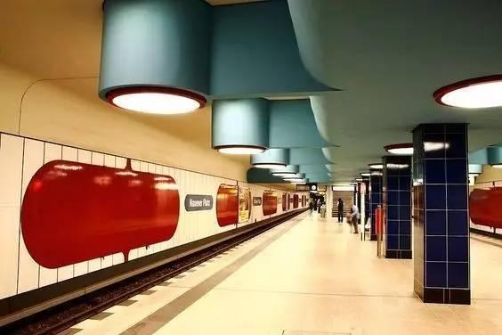 世界最美地铁景观,美到让你不想回家_33