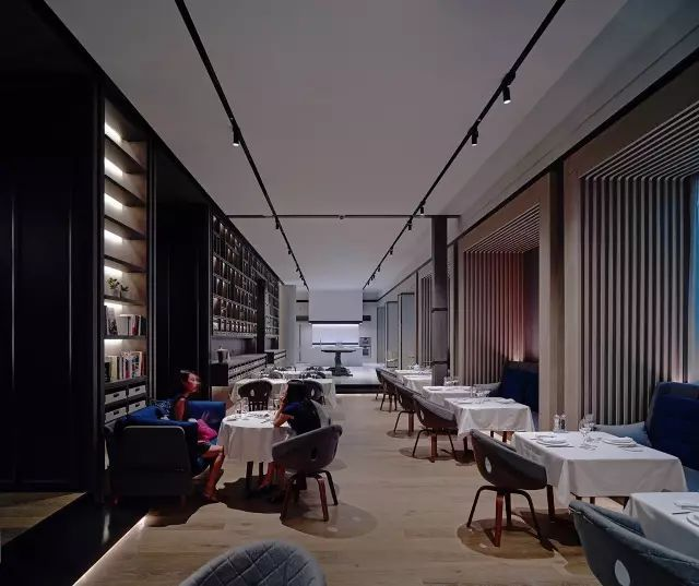 """灯光设计对酒店有多重要?来看看这个""""巢""""_18"""