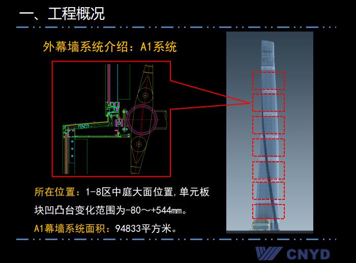 远大上海中心幕墙施工方案汇报(共152页)_2