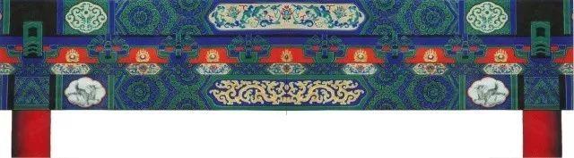 彩画园说——传统园林建筑中的清式彩画读书笔记(上)_28