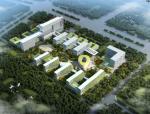 西安某三级综合国际医院建筑设计方案