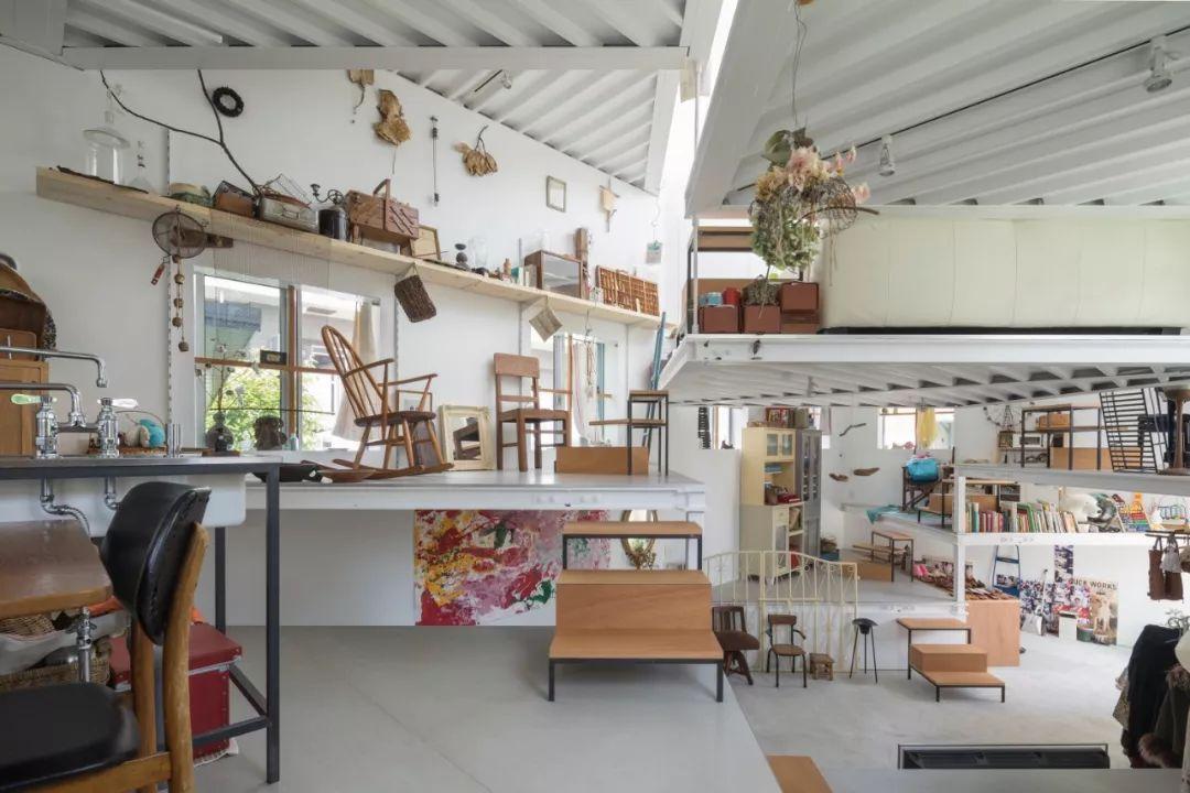 这些日本房子看着很简陋,但空间布局令人咋舌!_73