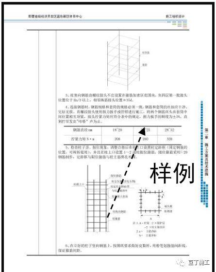 很多施工单位技术管理做的不成体系,这家公司做的很规范(含图纸_1