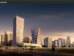 [四川]成都洪河片区整体规划方案