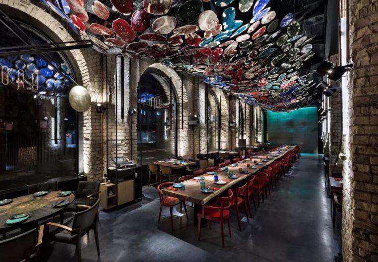 外国人设计的中餐馆竟也这么好看_12