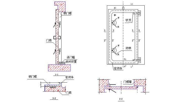 中天建设石狮国工程人防工程施工组织设计