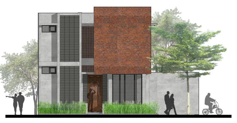印尼GrahaLakon办公建筑-12