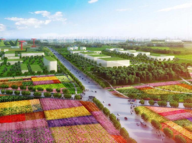 [北京]中国北京农业生态谷概念性规划设计(PDF+156页)