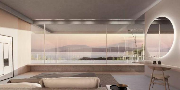 1500m²大别墅,极简大师这样打造,美竟如此纯粹!_73