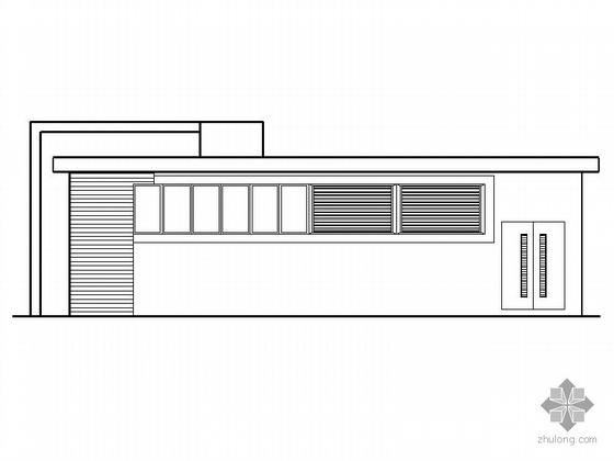[合集]20套建筑小品——公厕建筑施工图及方案文本_20