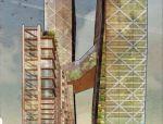 """未来城市建筑—— 木质结构正以一种""""新的方式""""卷土重来。"""