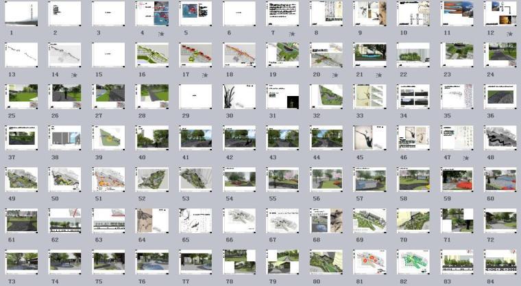 [江西]知名地产南昌青山湖名邸景观设计方案(PPT+218页)-缩略图