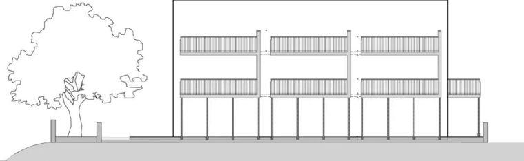 水泥厂改造成民宿,自然简约的设计就是这么美_43