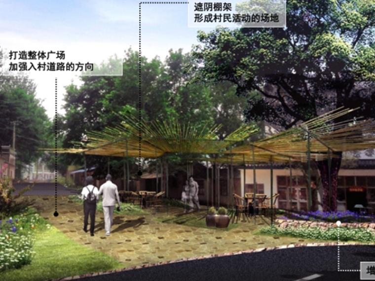 [江苏]南京桦墅美丽乡村规划方案