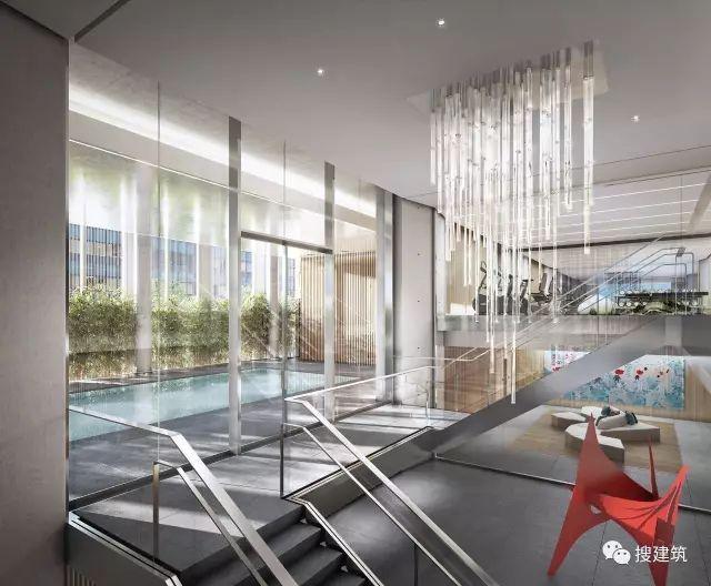 """万科200米高、61层的""""新地标住宅"""",1000-1600平方英尺的户型设_30"""