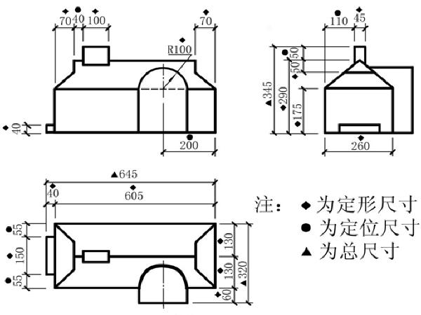 市政工程识图与构造第四章投影图与轴测图(165页)_1