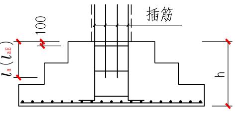 钢筋混凝土独立基础及拉梁层设计讨论论文