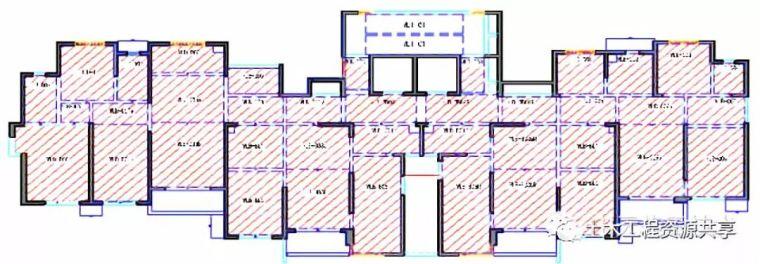 铝模板+叠合板结构施工体系省时又省力