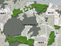 [浙江]某城市环线道路景观规划(现代景观设计,城市水景)