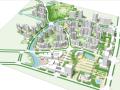 [浙江]长兴城市公共生活中心区概念性规划设计方案文本