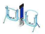 bim软件应用-族文件-双人漫步训练器