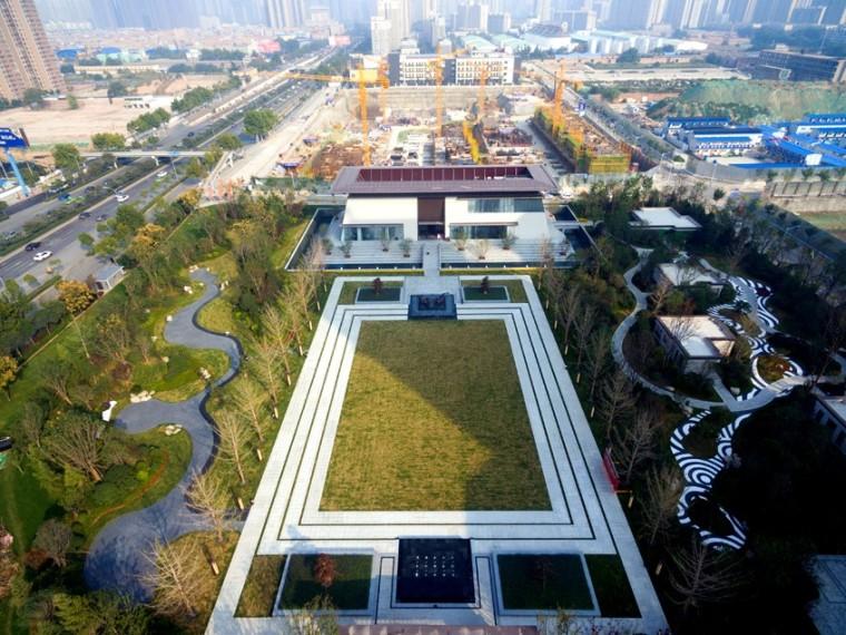 西安中铁西派国际住宅景观-7