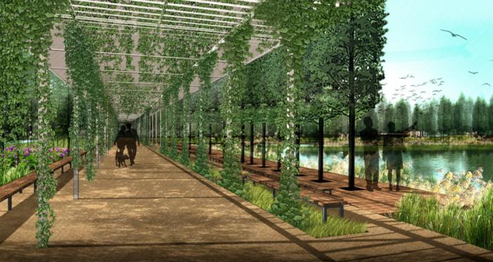 全套生态农业旅游庄园景观规划设计方案_7