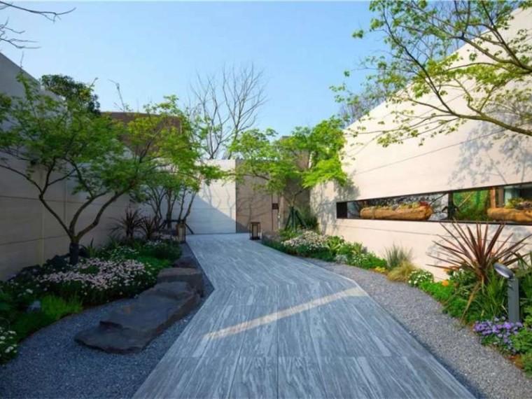 重庆龙湖嘉天下示范区景观