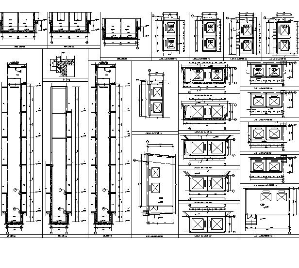 [广东]高层养生商业广场建筑施工图(含全专业图纸)_12