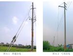 电网工程杆、塔拉线样板示范作业指导书