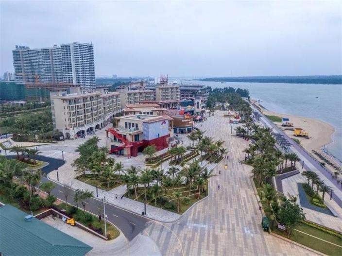 清澜半岛温德姆豪华酒店