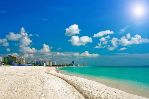 沉醉迈阿密 徜徉热带风情畅享华丽假期