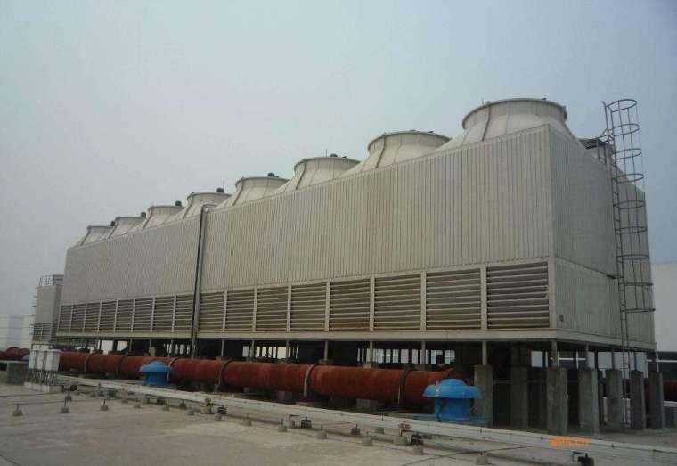 某火力发电厂冷却塔施工组织土建施工