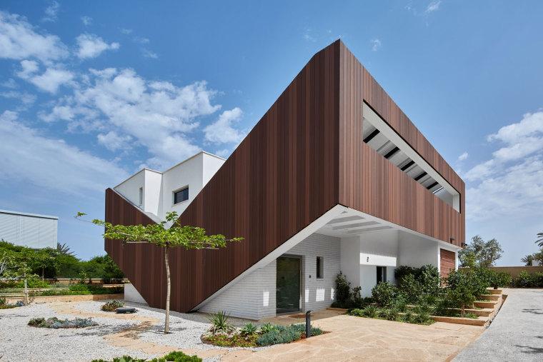 以色列V字型Eco360生态住宅